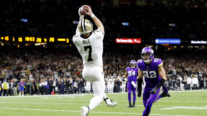 Taysom Hill, Harrison Smith