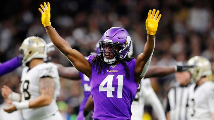 Minnesota's decision to franchise tag Anthony Harris led to the departures of many other key players.