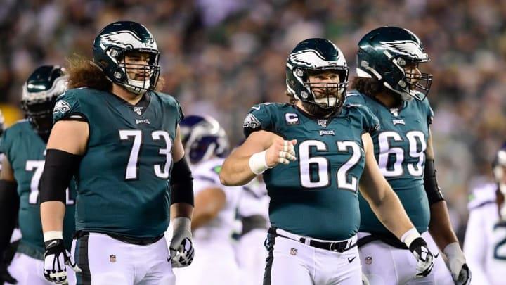 Los Eagles lideran la NFL como el equipo con la nómina más costosa para el 2020