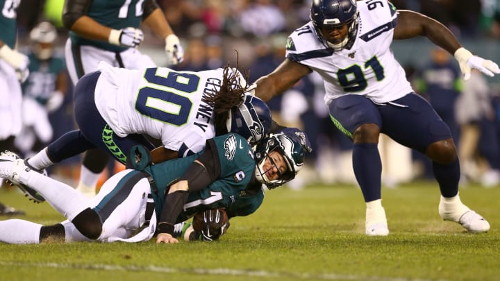 Carson Wentz S Injury History Is Now Truly Becoming A Disturbing Trend For Eagles