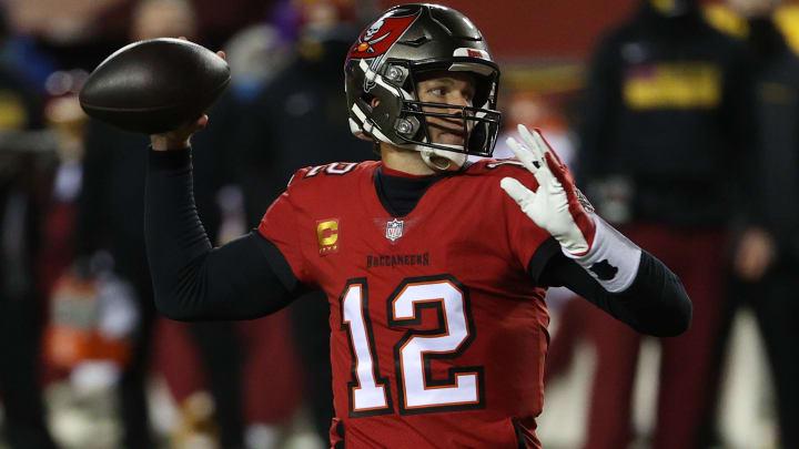 Tom Brady quiere llevar a los Buccaneers a disputar nuevamente un Super Bowl