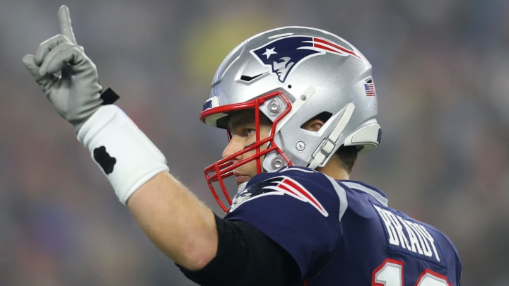 Tom Brady is looking to do great things with the Tampa Bay Buccaneers.