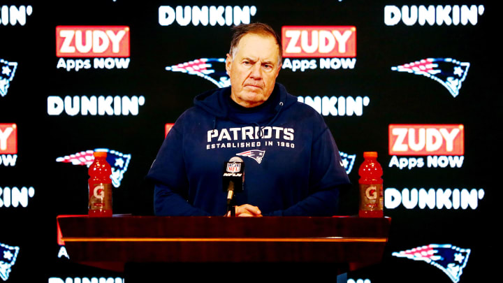 Peter King Thinks It is Profoundly Sad People Talked About Bill Belichick's Ripped Shirt