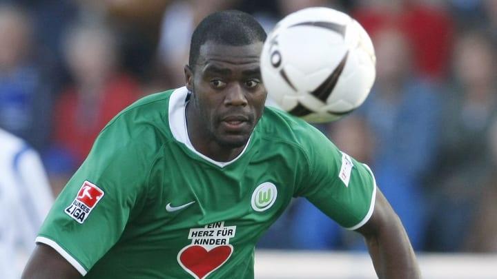 Wolfsburg's Brazilian striker Grafite co