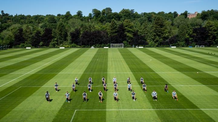 Wolverhampton Wanderers Training Session