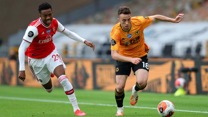 Diogo Jota, Joe Willock