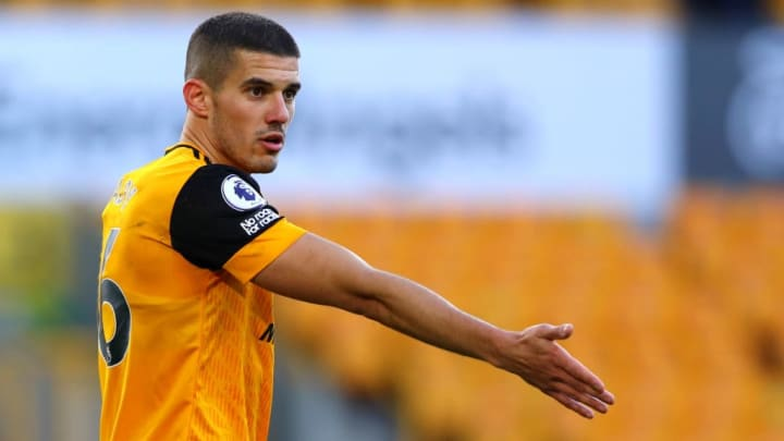 Wolves captain Conor Coady has played 13 league games this campaign