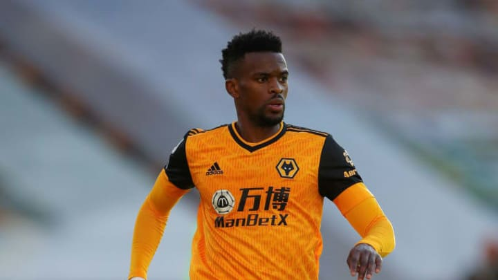 Nelson Semedo has been a stand out performer for Wolves since his arrival