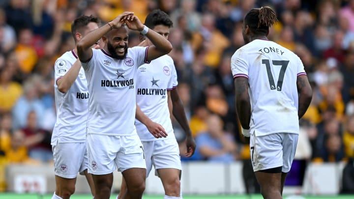 Brentford were superb against Wolves