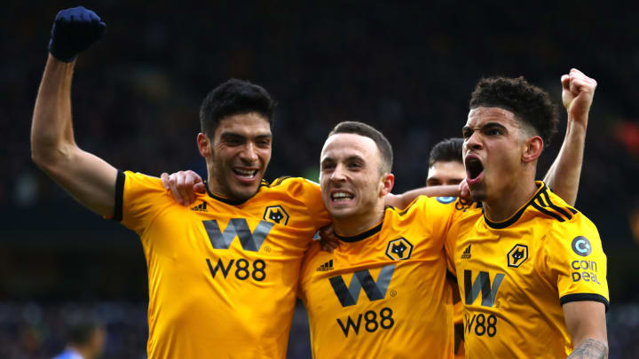 Wolves are continuing to ride the crest of a wave.