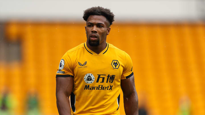 Adama Traore is still hoping to leave Wolves this month