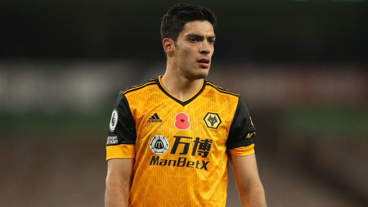Jimenez chose to sign a new contract at Wolves