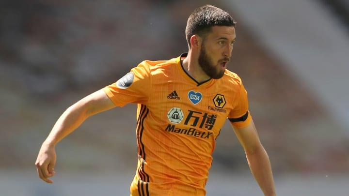 Matt Doherty joins Spurs in a £16m deal