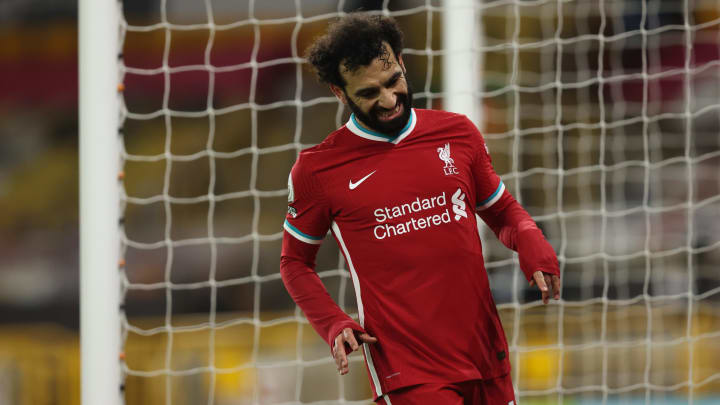 Mo Salah muss endlich wieder treffen, damit der FC Liverpool noch eine Chance auf Europa hat.