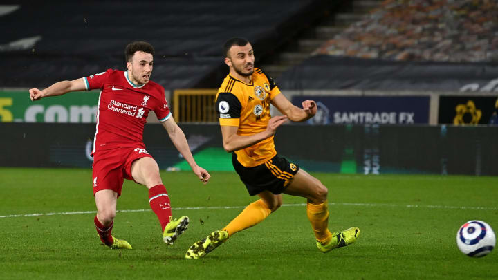 Diogo Jota came back to haunt Wolves