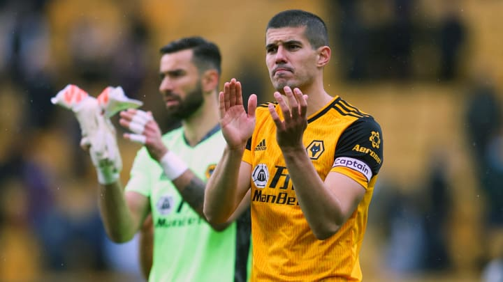 Nuno Espirito Santo wants Spurs to reunite him with Conor Coady