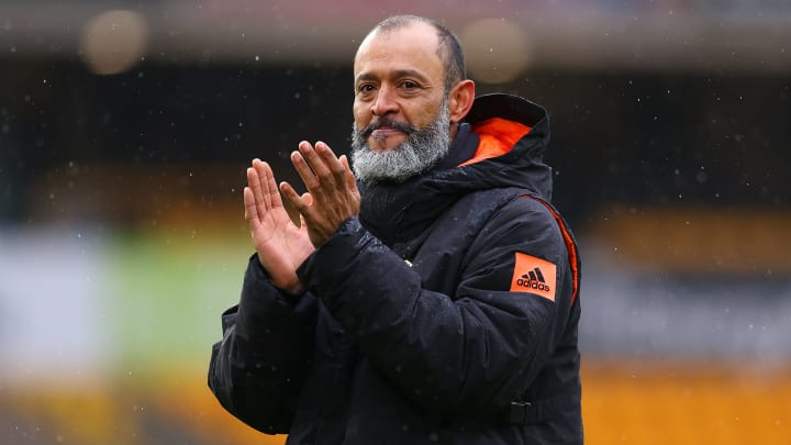 Nuno is close to joining Crystal Palace