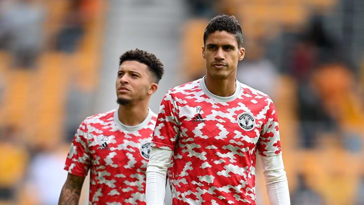 Sancho and Varane make the team