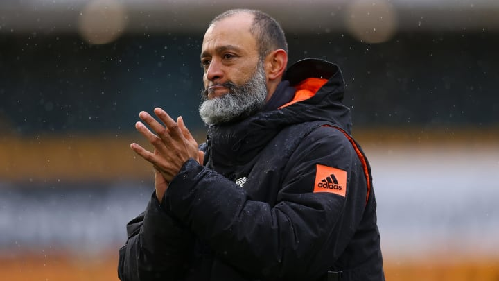 Espirito Santo recently left Wolves