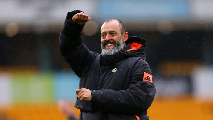 Nuno Espirito Santo leading contender to be named new Tottenham manager
