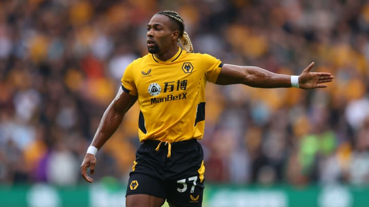 Adama Traore could leave Wolves before the end of the transfer window