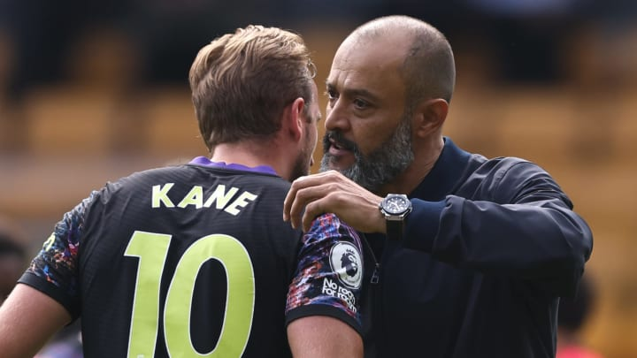 Nuno may need the newly committed Kane to start and turn the tie around