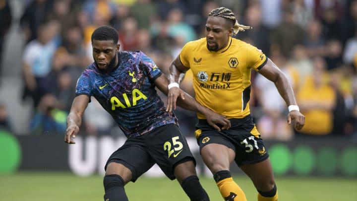 Wolverhampton Wanderers v Tottenham Hotspur