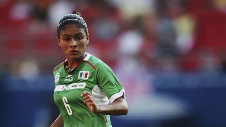 Mónica Vergara, Directora Técnica Selección Mexicana Femenil