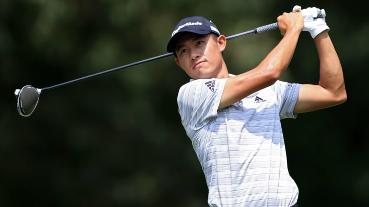 Collin Morikawa is among the FanDuel fantasy picks for The Northern Trust.