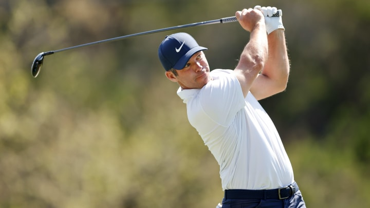 Has Paul Casey ever won the Masters in his career?