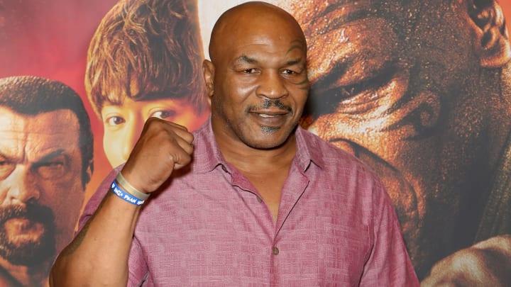 Mike Tyson vuelve al ring para una auspiciada pelea de exhibición