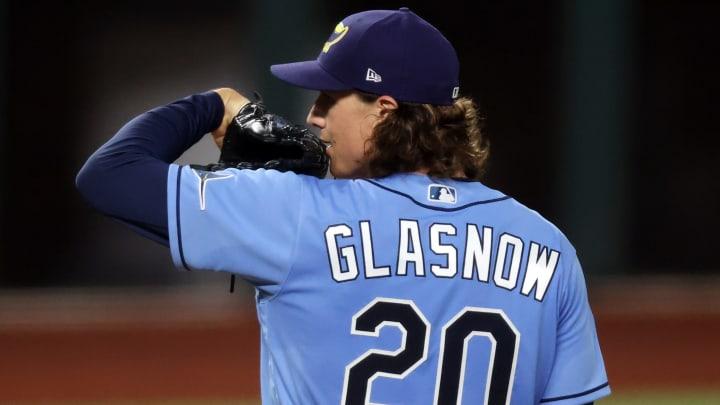 Tyler Glasnow remportera la rotation de Tampa Bay en 2021