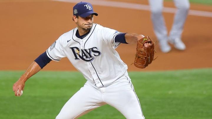 Charlie Morton a suscité l'intérêt de plusieurs équipes de la MLB
