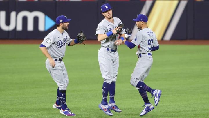 Los Dodgers buscarán este sábado su tercera victoria de la Serie Mundial