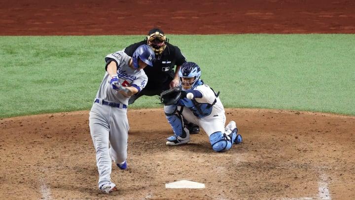 Los Dodgers están adelante en la Serie Mundial