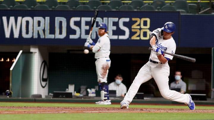 Corey Seager es una de las figuras de Dodgers