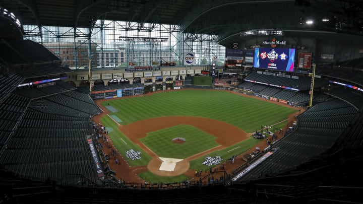 Astros to Reopen Minute Maid Park for Workouts in Latest Big Step Toward MLB Return