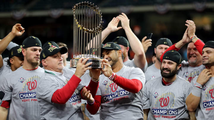 2020 World Series odds have the Nationals among the top five favorites ahead of Opening Day.