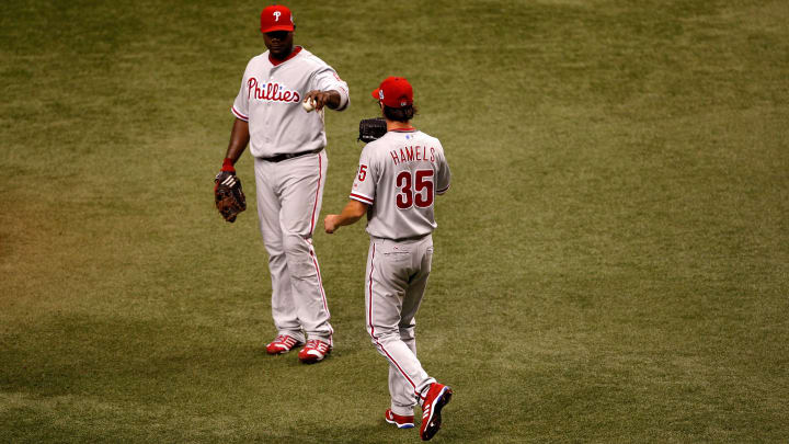 Ryan Howard, Cole Hamels