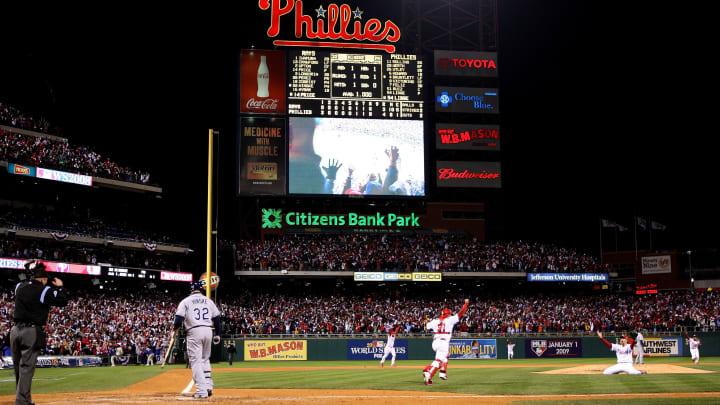 2008 World Series, Tampa Bay Rays v Philadelphia Phillies, Game 5