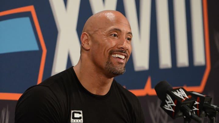 Dwayne ''The Rock'' Johnson