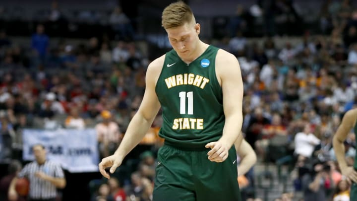 UIC vs Wright State odds have Loudon Love and the Raiders as heavy favorites.