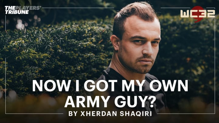 Now I Got My Own Army Guy?