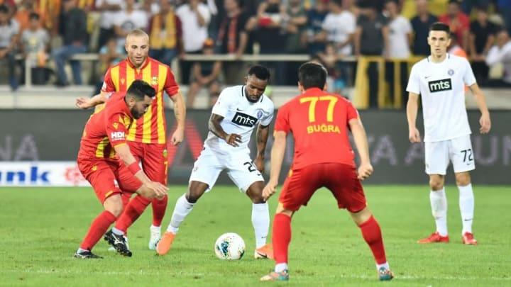 Yeni Malatyaspor vs Partizan: UEFA Europa League