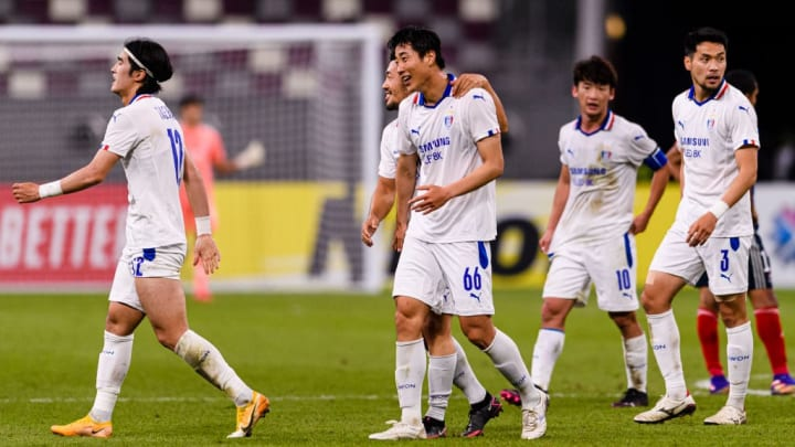 Yokohama F.Marinos v Suwon Samsung Bluewings - AFC Champions League Round of 16