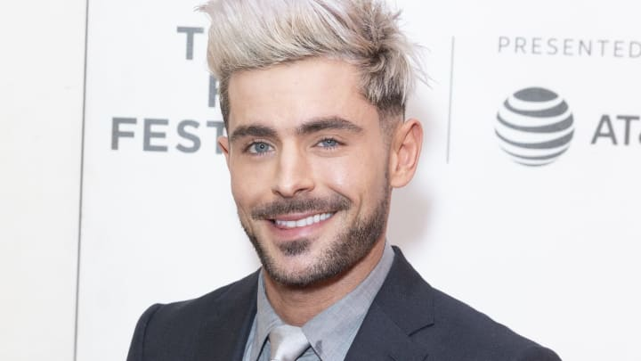 Zac Efron attends premiere of Extremely Wicked, Shockingly...