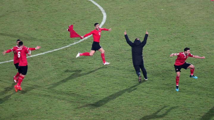 Im Halbfinale der Klub-WM wartet El Ahly Kairo