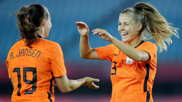 Netherlands vs Brazil Olympic women's soccer odds & prediction.