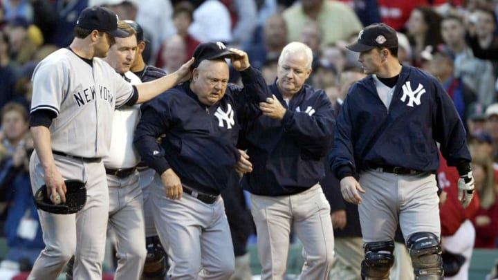 Revisiting Pedro Martinez Throwing Don Zimmer to the Ground in 2003 Red Sox-Yankees Brawl