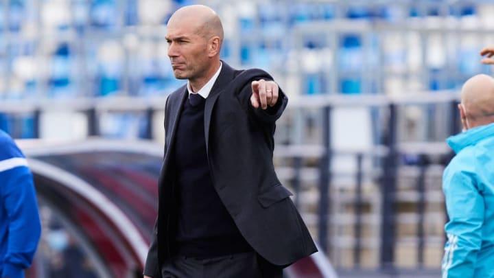Zidane Real Madrid Despedida Técnico